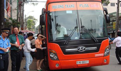 Hãng Thành Bưởi cho rằng xe của Phương Trang có nhiều lần vi phạm giao thông và bị thanh tra GTVT lập biên bản, xử phạt