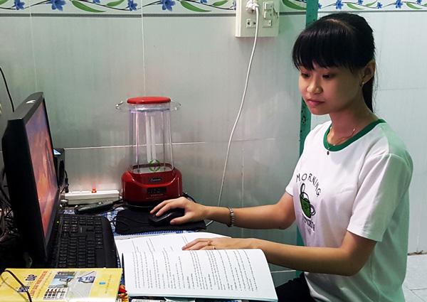 Ước mơ của nữ sinh đạt điểm Văn cao nhất tỉnh